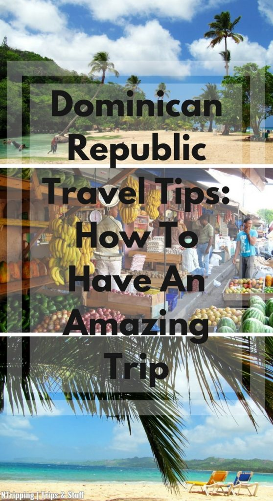 Dominican Republic Travel Tips Pinterest